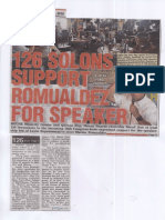 Peoples Tonight, May 23, 2019, 126 Solons support Romualdez for Speaker.pdf