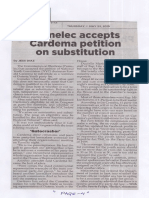Philippine Star, May 23, 2019, Comelec accepts Cardema petition on substitution.pdf