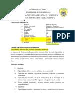 Sílabo Biofarmacia y Farmacocinética 2018 - II