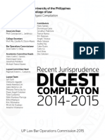 BOC 2015 Recent Jurisprudence Digests Compilation (2014-2015).pdf