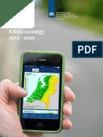 KNMI Strategy ENG 2015 2020