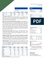 AXIS BANK LTD - Company Profile, Stock performance, Balance Sheet & Key Ratios - Angel Broking