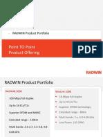 Radwin Product for Kai