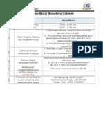 Spesifikasi Biosafety Cabinet.docx