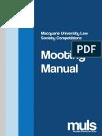 2016 Mooting Manual 1