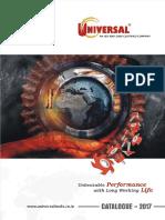 Universal Catalogue 2017