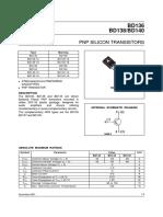 Data Sheet transistor bjt