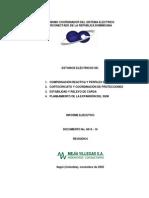 Estudios Eléctricos, de coordinación de protecciones y plantación