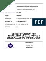 valves m