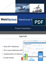 WebXpress WMS Solutions