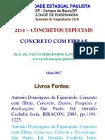 Concreto Fibras