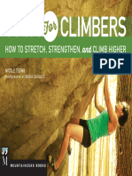 Yoga for Climbers Stretch, Strengthen