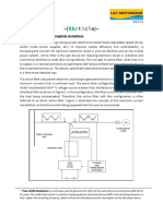 VArticle - Active Harmonic Filters - Concepts & Connections