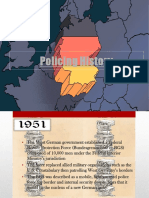 Germany Policing System