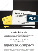 2 DOE Experimentos de Un Factor Presentacion