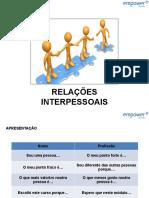 AAM Módulo 10.1 Relações Interpessoais