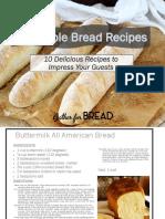 10 Irresistible Bread Recipes Gather for Bread