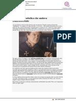 La filosofa cattolica che andava controcorrente - Lanuovabq.it, 22 maggio 2019