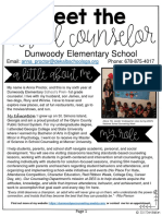 meet the counselor newsletter 19-20