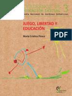 JUEGO, libertad y educación. M.C. Ponce.pdf