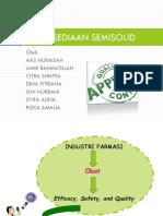 Cpob Semisolid