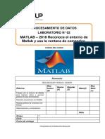Lab 02 - Matlab 2017 Jhulder Churata Champi
