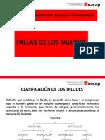 4.- Fallas de Los Taludes