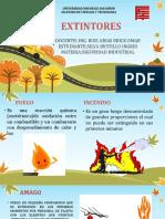 Extintores y Sustancias Quimicas