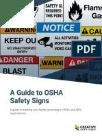 Guide Osha