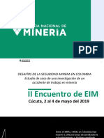 II Encuentro EIM