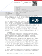 Decreto Exento No 1126 (Edades Ingreso)