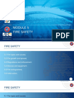 M5 Fire Safety INDIA