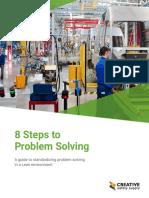 Guide 8 Steps Problem Solving
