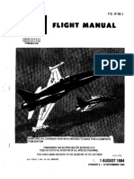 Northrop F-5EF Flight Manual