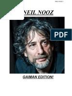 cw published neil gaiman magazine