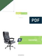 DASSENA Office Chair (1)