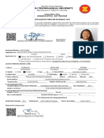 Applicantion Form