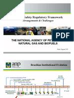 Safety Regulatory Framework
