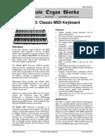 CMK 3 Brochure