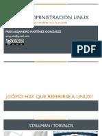 1.3 Como Referirnos a Linux