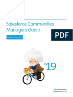 Salesforce Community Managers Guide