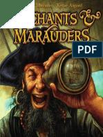 Livro de Regras - Merchants & Marauders
