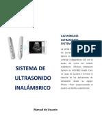 Manual de Uso Echopalm