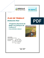 Plan de Trabajo evaluacion final