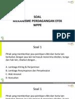 Soal Wppe Mpe