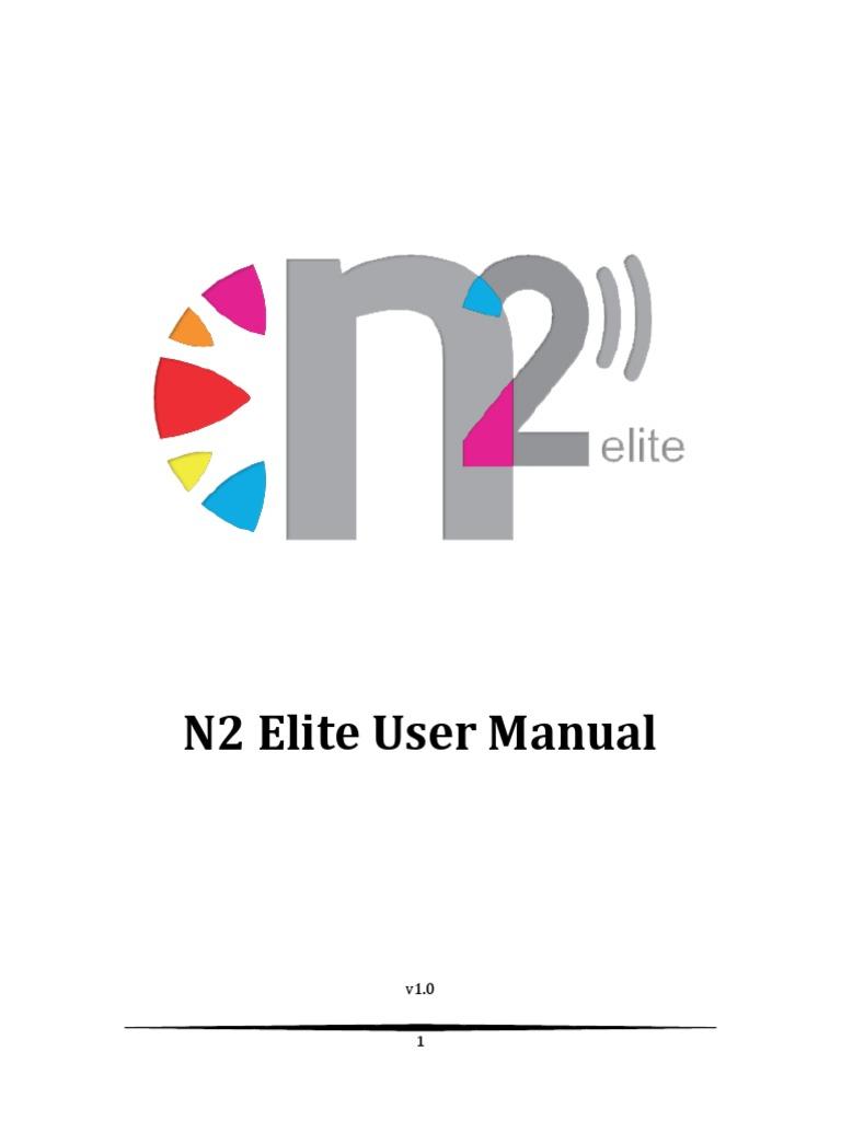 manual_v1 pdf   Installation (Computer Programs)   Android