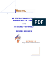 11. XII Contrato Colectivo 2010_2012