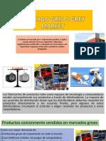 Mercado Gris o Grey Market Verdaderp