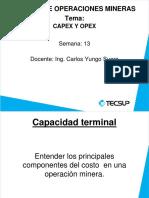 Sesión 13 Capex y Opex