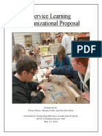 organizational proposal  1